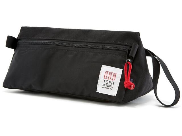 Topo Designs Dopp Kit, black/black